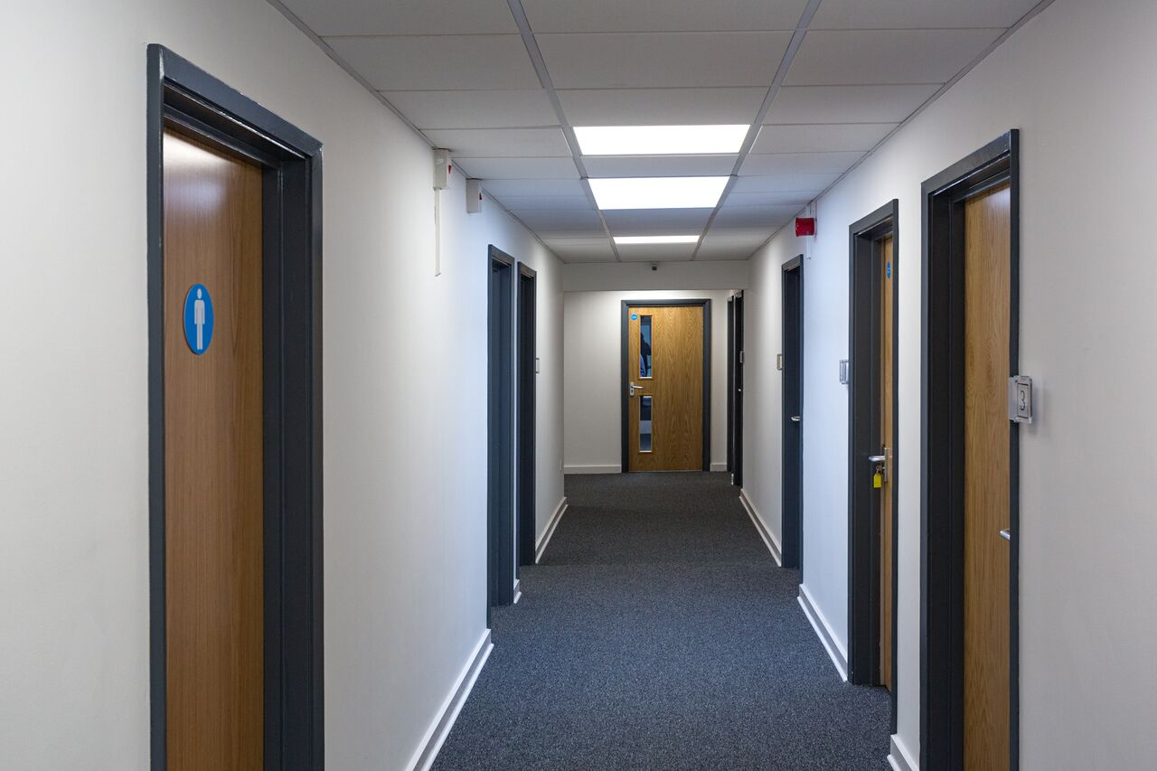 Comprehensively refurbished during 2018 to include the latest technology including low energy LED lighting